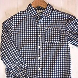 Checkered Crazy 8 Shirt